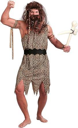 Hombre Neandertal Cavernícola Prehistorico Tarzán Jungle ...