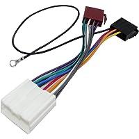AERZETIX: Adaptador cable enchufe ISO E7 para autoradio