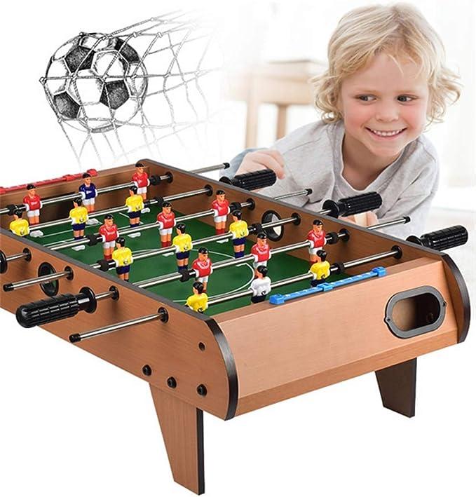 shengshiyujia Mini Mesa de futbolín, Mini Mesa de Hockey de Aire y ...