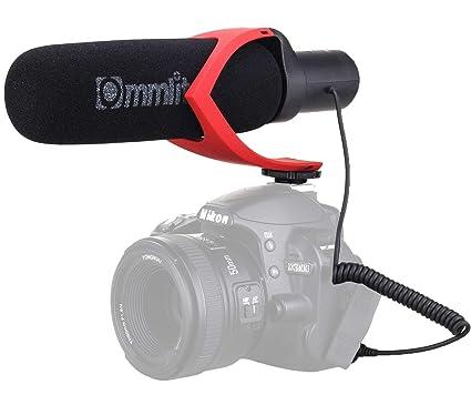 Comica CVM-V30 Pro - Micrófono de Condensador direccional para ...