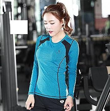 6d13c76b179b NAERFB Women 2-piece set Fitness Fitness center running ladies ...