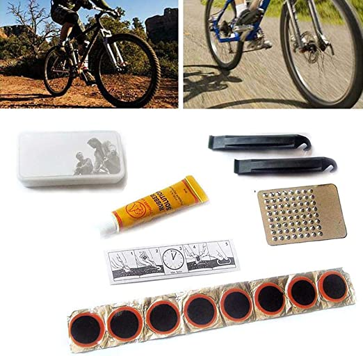 LINKLANK 1 Pcs Kit De Herramientas para Bicicleta,Reparación ...