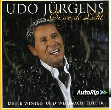 Udo Jürgens Weihnachtslieder.Es Werde Licht Meine Winter Und Weihnachtslieder