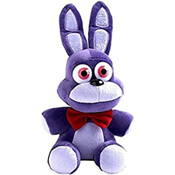 Five Nights At Freddys Bonnie Plush Doll Toy, 10 Inch