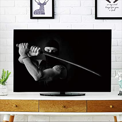 Amazon.com: PRUNUS Television Protector Portrait of Muscle ...