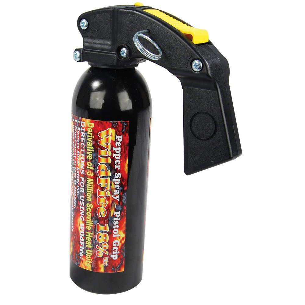 Wildfire 18 Pepper Spray 1lb Pistol Grip