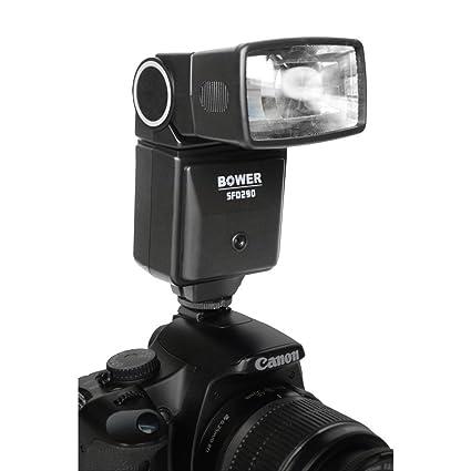 Amazon com : Bower Digital Automatic Flash For Canon Rebel