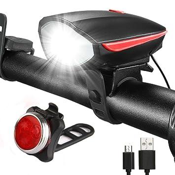 LED Beleuchtung Set - YAMI Lichter vorne und hinten - Kinderwagen ...