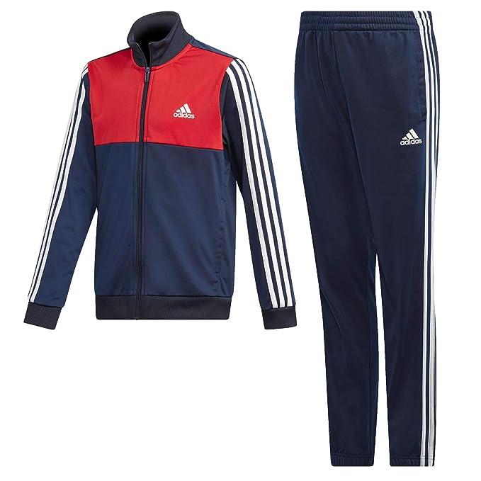 4d15137e36d9 adidas YB Tibero TS Ch, Tuta Bambino: Amazon.it: Abbigliamento
