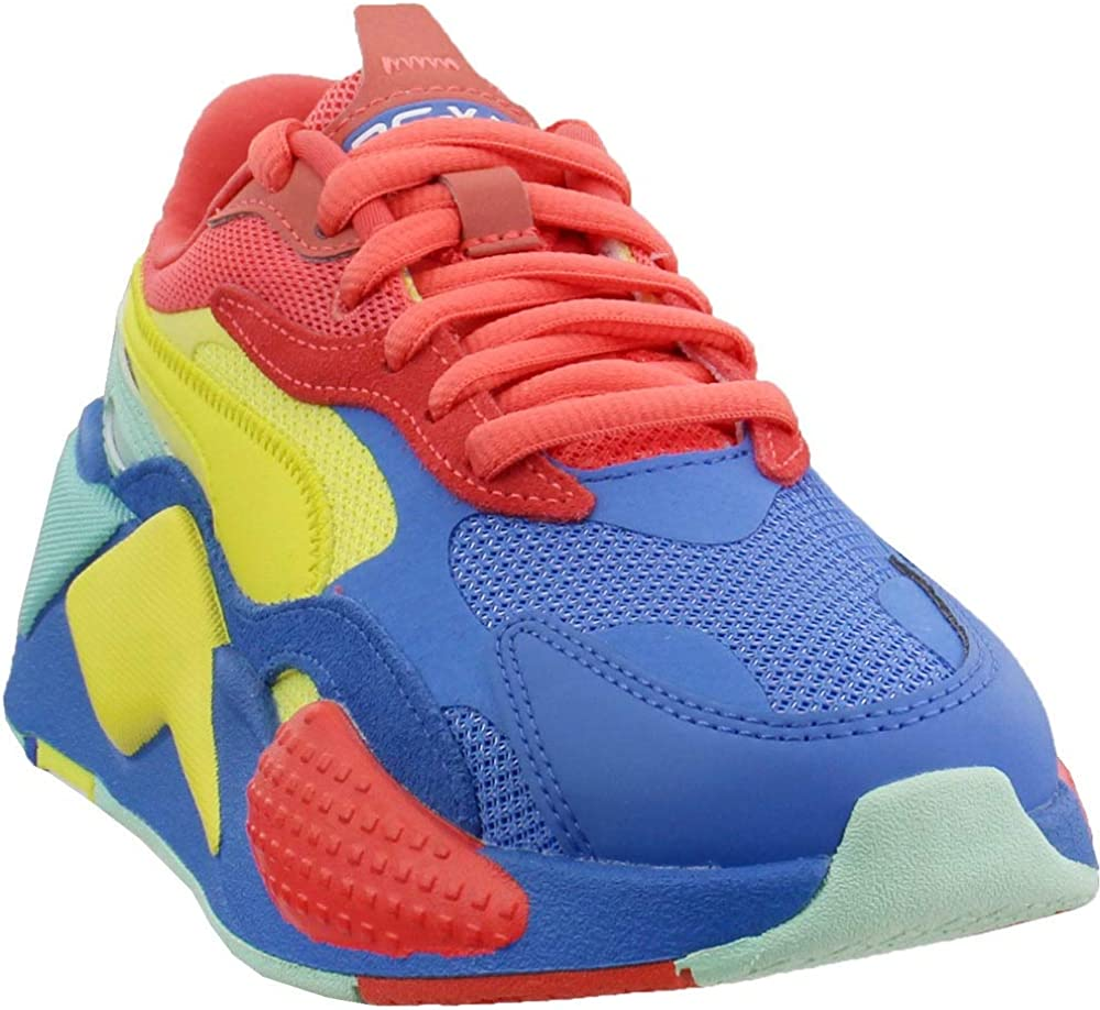PUMA Boys RS-X3 Puzzle Lace Up Sneakers
