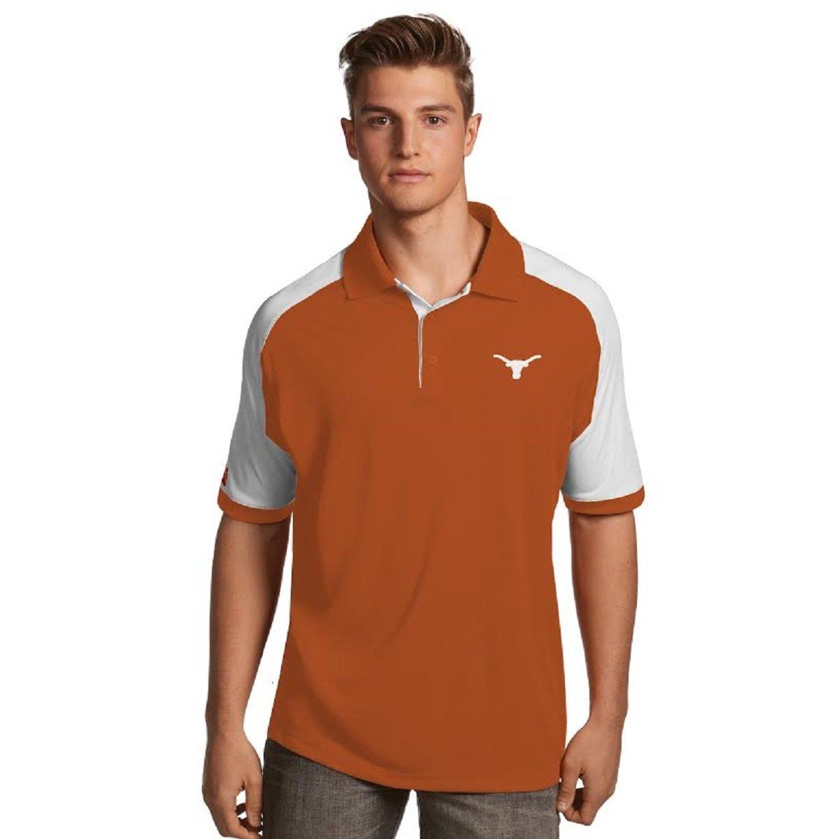 海外最新 Texas Longhorns ) Burntオレンジ世紀ポロシャツ( 2 x Longhorns ) Texas B01K817MB0, フエフキシ:bdc202a1 --- a0267596.xsph.ru