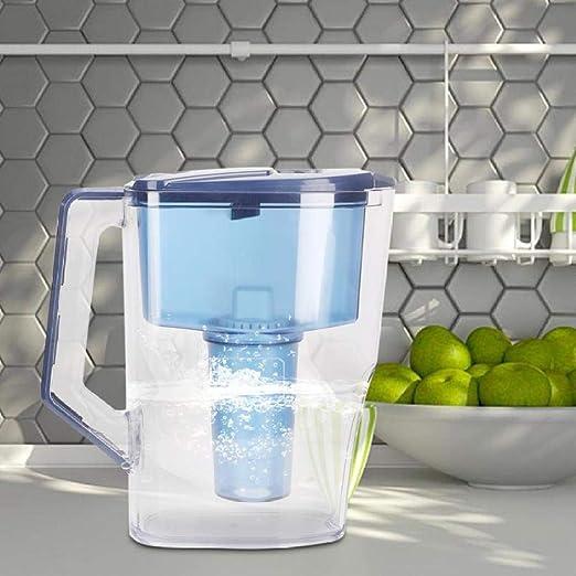 ZHUYUE Debe Filtro hogar 2.5L purificador de Agua portátil ...