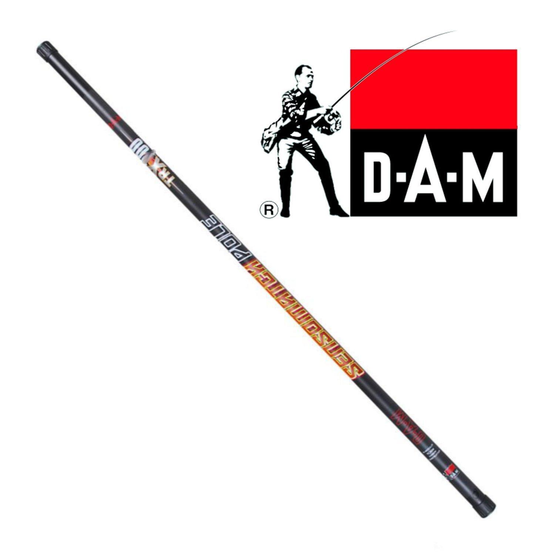 DAM Sensomatch TRX 600 6,00m 2010600 Kopfrute Stippe
