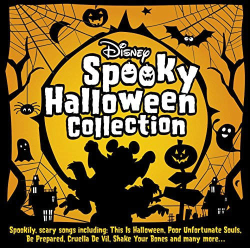 Disney Spooky Halloween Collection -