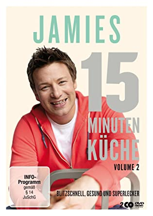 Jamies 15 Minuten Küche - Volume 2 [2 DVDs]: Amazon.de ...