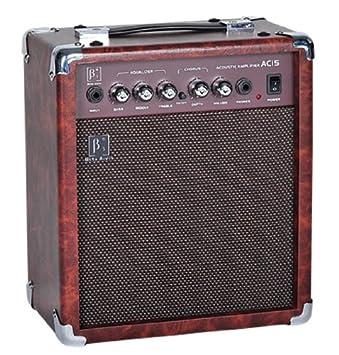 AC-15 amplificador para guitarra acústica 15 W RMS beta-aivin