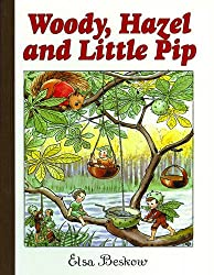 Woody, Hazel, and Little Pip: Mini Edition
