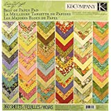 "K&Company Best of Susan Winget 12"" x 12"" Specialty Paper Pad, 360 Sheets"