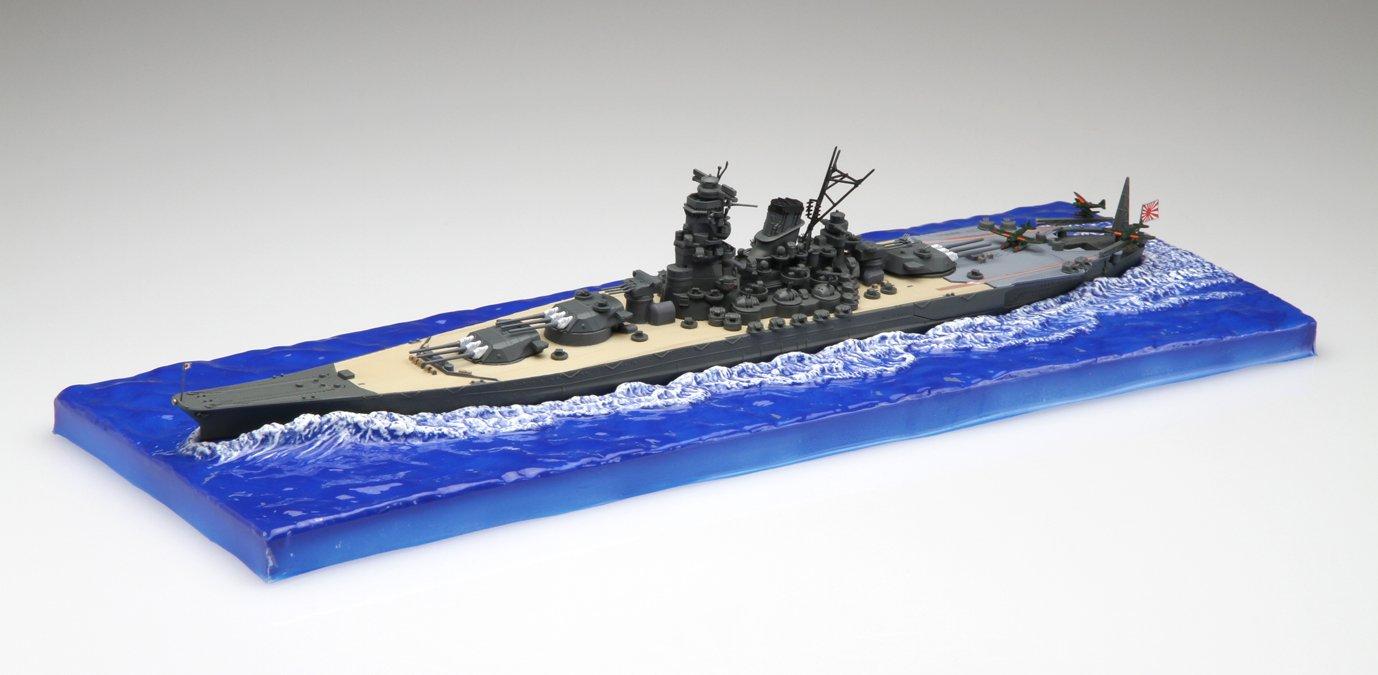フジミ模型 1/700 特シリーズSPOT No.36 日本海軍戦艦 大和 波ベース付 DX B00KBO6ZKO