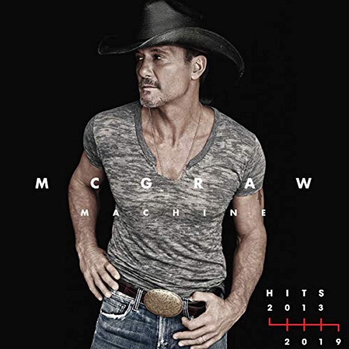 Tim McGraw - McGraw Machine Hits: 2013-2019 - Amazon.com Music