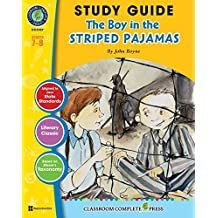 Study Guide - The Boy in the Striped Pajamas Gr. 7-8