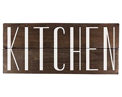 Elegant Signs Farmhouse Kitchen Decor Sign