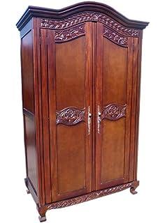 english antique armoire antique. D-ART COLLECTION Old English Armoire Antique