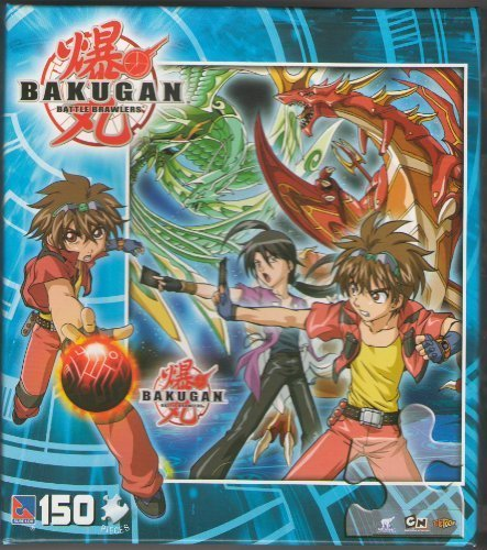 (Bakugan Battle Brawlers 150 Piece Puzzle )