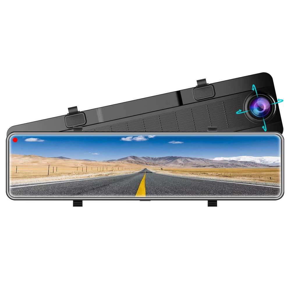 Karsuite M9 Mirror Dash Cam 2560x1440P Dash Camera