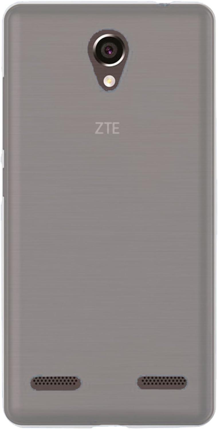 OVIphone Funda Gel TPU Para ZTE BLADE L7(Color Translucido / Transparente): Amazon.es: Electrónica