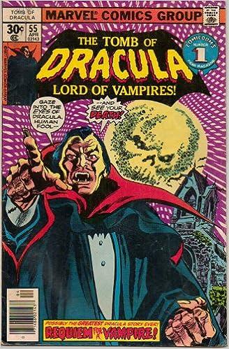 Amazon.com: Tomb of Dracula No. 55: Marvel: Books