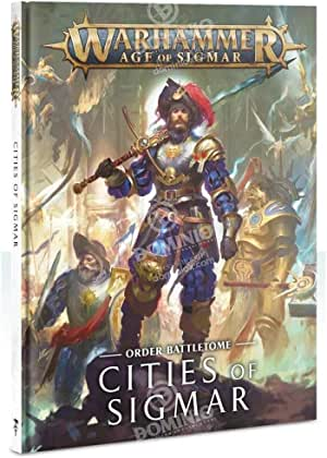 Warhammer Age of Sigmar Battletome: Cities of Sigmar