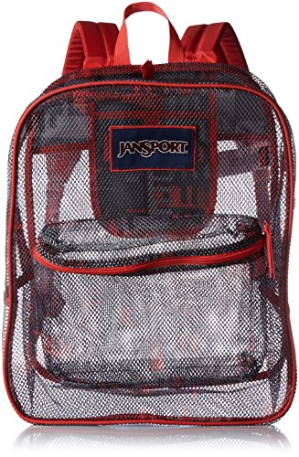 Jansport Mesh Backpack - 3