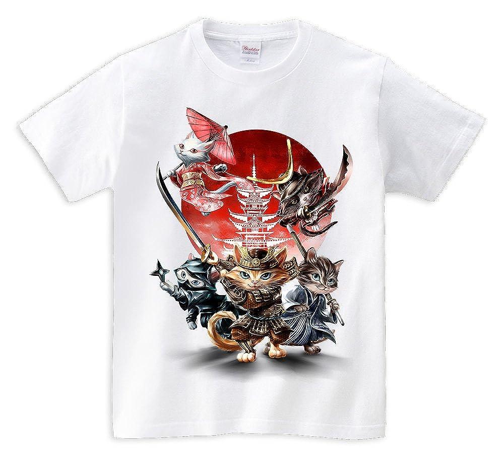 Japón Cat Warrior, Samurai, Ninja, Kendo, y Geisha ...