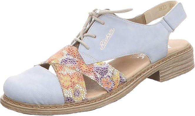 Rieker Mules pour Femme: : Chaussures et Sacs
