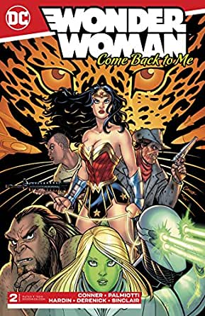 Wonder Woman: Come Back to Me #2 (Wonder Woman: Come Back to Me ...