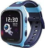 XPLORA 4 - Teléfono Reloj 4G para niños (SIM no incluida) - Llamadas, Mensajes, Modo Colegio, SOS, GPS, cámara y…