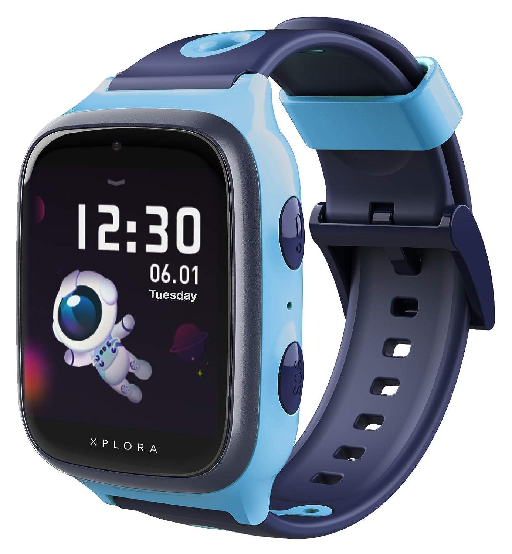 XPLORA 4 - Teléfono Reloj 4G para niños (SIM no incluida ...