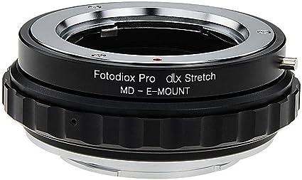 Fotodiox Dlx Stretch Lens Mount Adapter Minolta Kamera