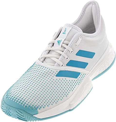 adidas Damen SoleCourt Boost x Parley Tennisschuhe: Amazon
