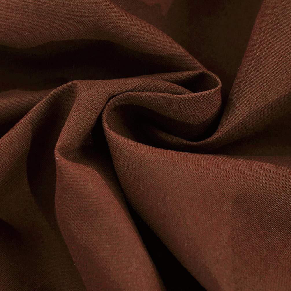 Garneck Falda de la Cama Volantes de Cama el/ásticos Cama Falda de Cama Vintage Resistente a Las Arrugas