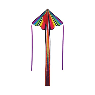 In the Breeze 3312 - 30 Inch Bright Light Fly-Hi Kite - Fun, Easy Flying Kite: Toys & Games