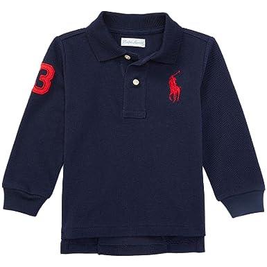 Ralph Lauren Baby Boys Polo Shirt Amazon Co Uk Clothing