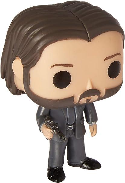 John Wick Chapter 2 Keanu Reeves POP Movies #387 Vinyl Figur Funko