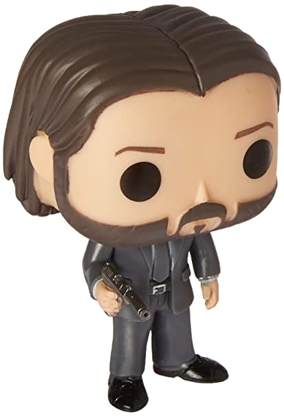 a3b0e626b6a Movies  John Wick - John Wick (Styles May Vary)  Funko Pop! Movies   Toys    Games