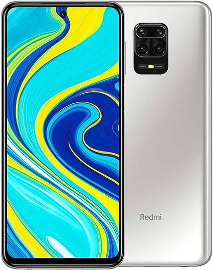 Xiaomi Redmi Note 9S Smartphone, 6GB RAM+128GB ROM, Snapdragon ...