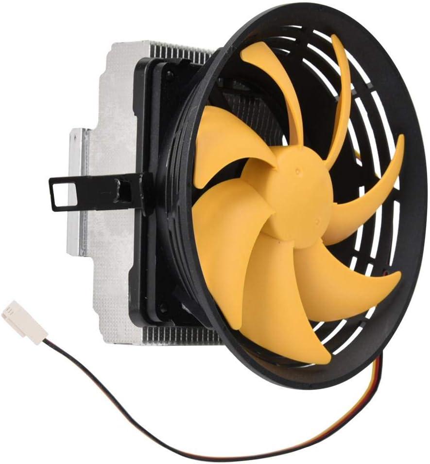 Tosuny Case Fan DC 12 V 1800RPM 56.1CFM 16.5dBA Fan 12CM CPU Cooling Fan Cooler Fan CPU Cooler for PC Computer Case