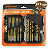 99 piece drill bit set,drill and drive accessory set,drill bits,drill set,drilling driving kit,tools,tool set,tool kit,home repair tools,home tool kit