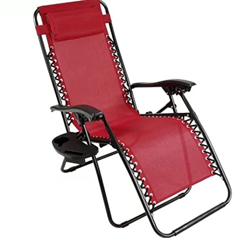 Amazon.com: Easy2Find - Silla de jardín plegable, reclinable ...