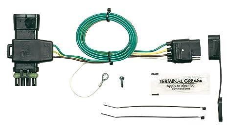 amazon com hopkins 41125 plug in simple vehicle wiring kit automotive rh amazon com
